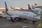"""На бортах """"Аэрофлота"""" работает более 70 терминалов"""