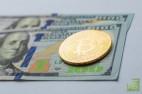 Сегодня суточное снижение bitcoin составляет 1,42%