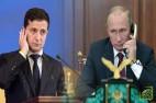 """Зеленский в интервью израильскому """"9-му Каналу"""" рассказал, что считает важным диалог с президентом России Владимиром Путиным"""