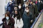 В Южной Корее количество людей зараженных коронавирусом увеличилось