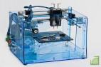 Коммерческая смола, необходимая для высокоточной 3D-печати, была довольно дорогой, что привело Симпсона к обдумыванию альтернатив