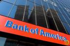 Банк Америки торговался в диапазоне от 21,27 до 22,28 долларов в день