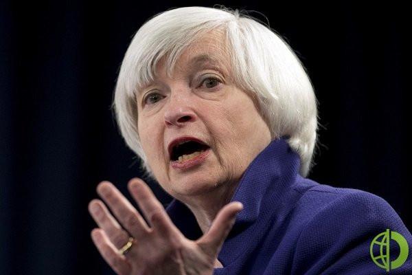 Промедление наносит непоправимый урон экономике страны, который растет с каждой отстроченной минутой — Йеллен