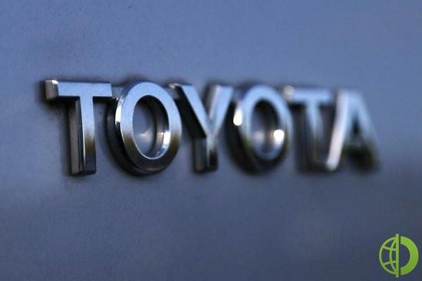 Toyota обвиняется в систематических нарушениях требований к отчетной документации о дефектах, которые связаны с выбросами вредных веществ