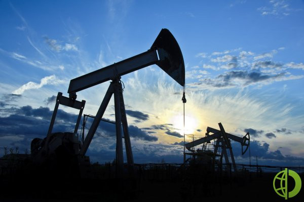 Стоимость нефти WTI опустилась на 0,29% до уровня 52,21 долл/барр
