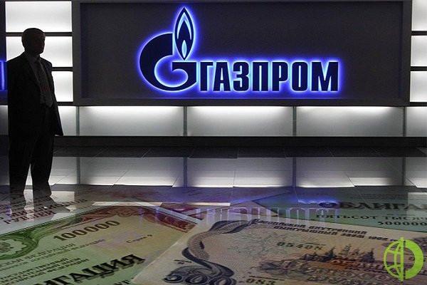 Компания Газпром своим успешным размещением поставила рекорд по размеру минимальной ставки купона