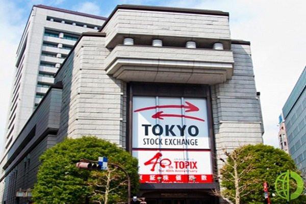 Контрольный индекс Nikkei 225 снизился на 149,50 пункта