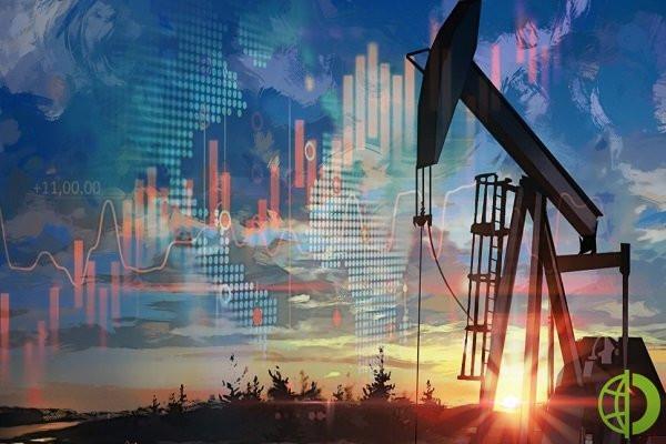 Котировки на нефть Brent с контрактами в апреле поднялись на 0,6%
