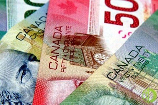 Канадский доллар подорожал до 84,25 против иены