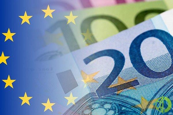 Евро вырос до 1,1051 относительно франка