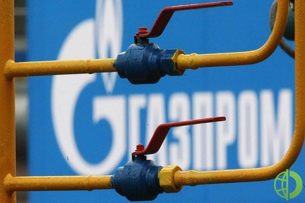 «Газпром» в феврале 2021 года обратился в международный арбитражный суд