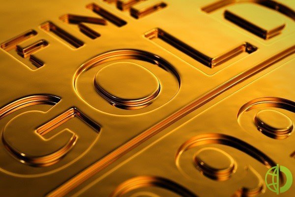 Спотовая цена золота подешевела на 0,1% до 1781,53 доллара за унцию