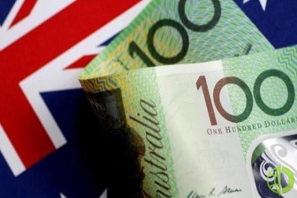 Австралийский доллар вырос до 0,7322 по отношению к доллару США