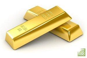 Цена золота поднимется к $1350 к завершению года - Intesa