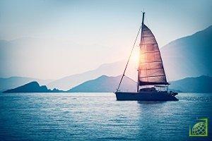 Азовское море без пиратов