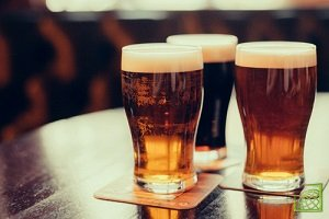 Рынок пива в России сокращается
