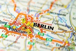 В Берлине до сих пор не оттрыли аэропорт