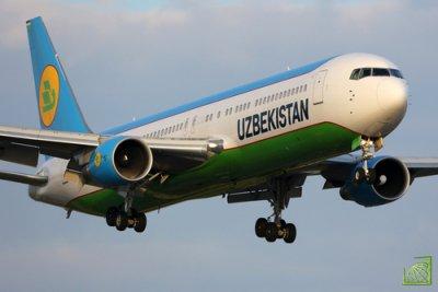 Узбекистан увеличит численность авиарейсов в Россию