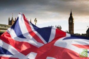 Потребители Британии сокращают свои расходы