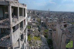 ПВО Сирии смогла отразить атаку 71 ракеты