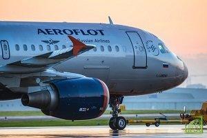 У «Аэрофлота» не только высокое качество сервиса, но и очень молодой авиапарк