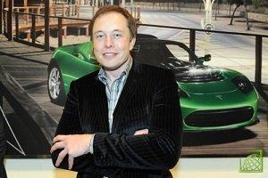 Илон Ммаск инвестировал в свой стартап