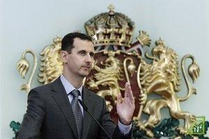 Асад отказался от ордена