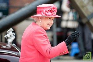 Елизавета II отмечает день рождения