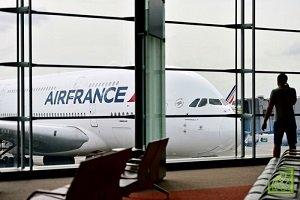 Air France отменяет рейсы в связи с забастовками персонала