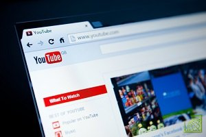 YouTube не работает на территории РФ