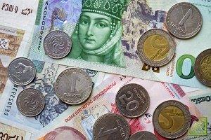 Валюта Грузии укрепляется к доллару США