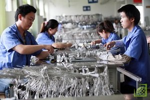 Промышленность Китая — важнейший и наиболее динамично развивающийся сектор экономики страны