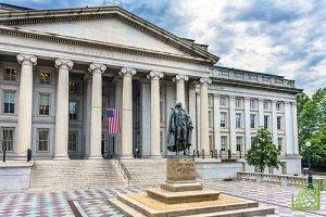 Министерство финансов США / Департамент казначейства США — один из органов исполнительной власти Америки