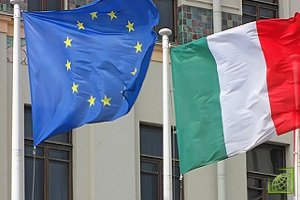 Итальянские парламентарии могут потребовать у ЕЦБ списания госдолга