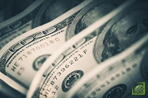 Россия в марте 2018 г. впервые увеличила вложения в американские гособлигации