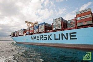 Moller-Maersk предупреждает своих инвесторов о росте геополитических рисках