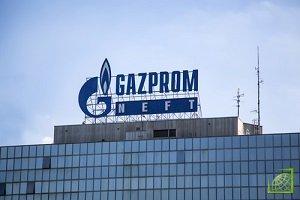 Газпром оштрафовали на на 211 млн руб.