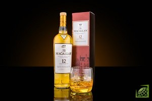 Виски Macallan продали за $1,1 млн