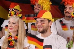 В Германии футбол — очень популярная игра