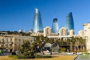 Баку — столица и экономический центр Азербайджана