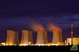 Четвертый реактор АЭС