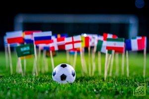 Финальная часть Чемпионат мира по футболу 2018 проходит в России с 14 июня по 15 июля