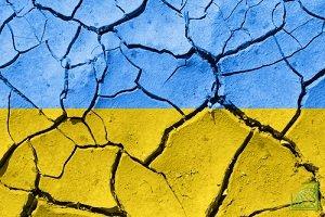 Засуха наблюдается на 25% территории Украины, в основном в юго-восточной части страны.