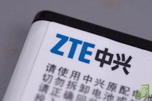 На 23% подешевели бумаги китайской компании ZTE.