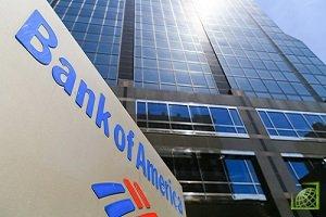 Bank of America — крупнейшая банковская холдинговая компания в США