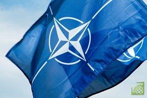 В Брюсселе состоялась встреча президента США Дональда Трампа и генерального секретаря НАТО Йенсом Столтенбергом.