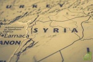 Сирийская армия взяла под контроль границу с Иорданией