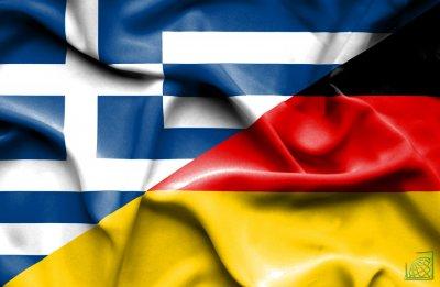 Такое решение было принято властями Германии после того, как премьер-министр Греции Алексис Ципрас объявил в конце июня об отсрочке планировавшегося на это лето повышения налога с продаж