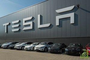Налоговые вычеты, которые полагаются при покупке электромобилей в США, перестанут действовать в отношении продукции Tesla к концу 2019 г.