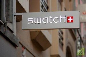 Крупнейший мировой производитель часов Swatch Group AG увеличил операционную прибыль в первом полугодии 2018 года на 70%